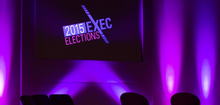 Exec By- Elections CandidatesAnnounced