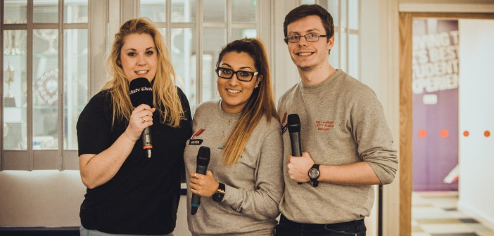 LCR Live Reveal – LSU Exec Elections 2015
