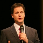 Nick Clegg- Liberal Democrat Party Leader