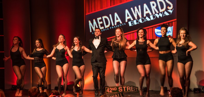 Media Awards After Glow 2015