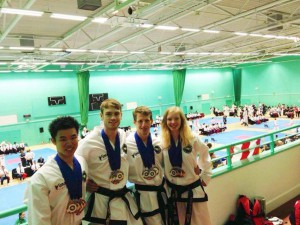 Loughborough Students' Taekwondo Team