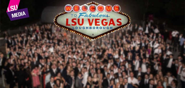 Projection Show – Las Vegas Graduation Ball 2015