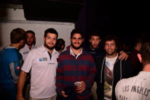 Uruguayan Rugby Team at The Sing Off- Till Sieberth