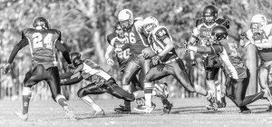 loughborough vs sheffield hallam american football