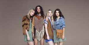 The Brit Pack, photo courtesy of The Clothes Show