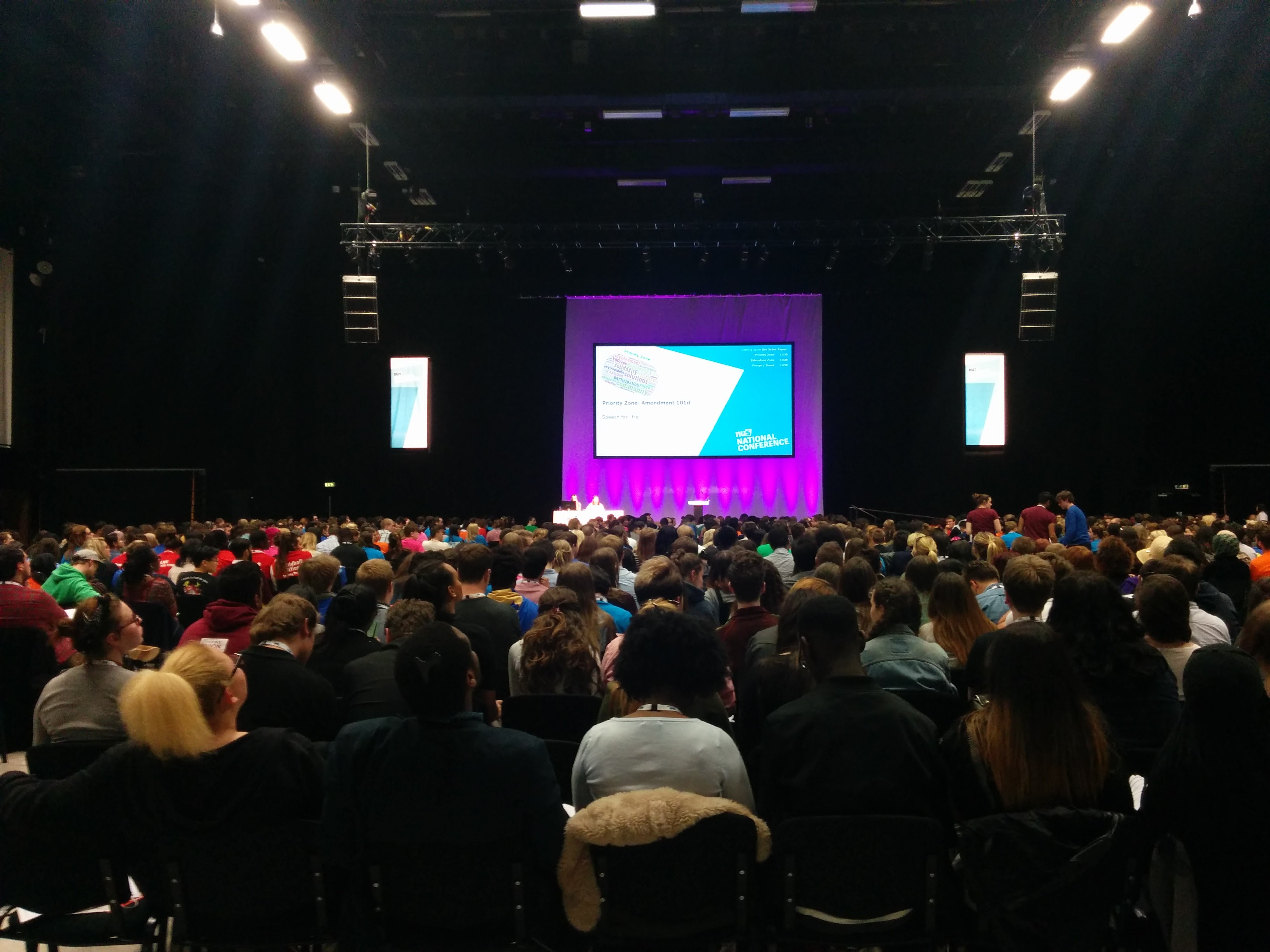 NUS Conference