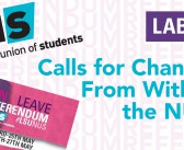 Jack Berisford: Calls for Change From Within the NUS