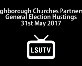 Loughborough Church Partnership General Election Hustings