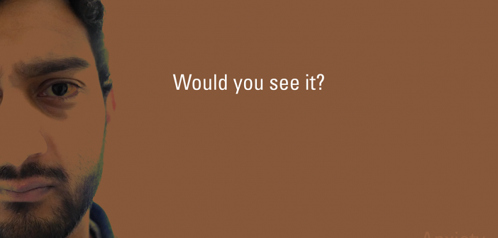 Would You See It?