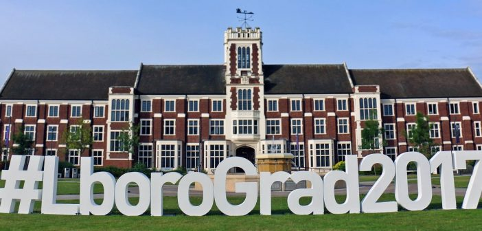 13 Reasons Why #LboroGrad2017 Will Be Unforgettable