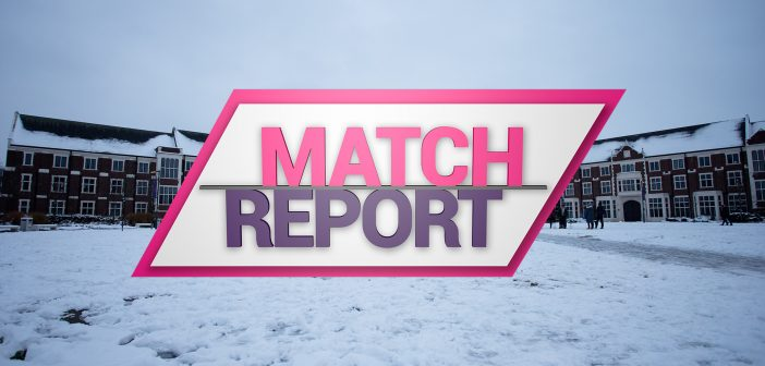 Match Report | Episode 8 | Sunday 10th December