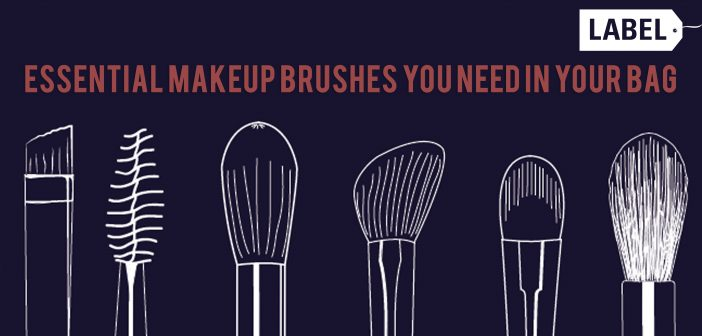 Essential Makeup Brushes You Need in Your Bag