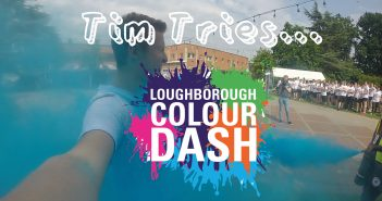 Match Report | Tim Tries… LSU Rag Colour Dash S1E14