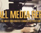 Hall Media Reps: the Most Underrated Committee Position