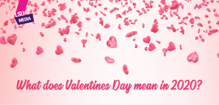 What does Valentine's Day mean in 2020?