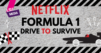 Netflix Newbies: Drive to Survive