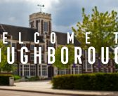 Welcome to Loughborough!