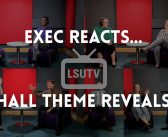 Exec Reacts… Hall Theme Reveals