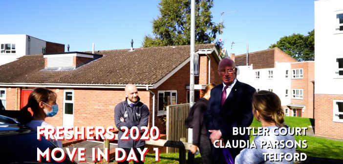 Move in Day 1 | Freshers 2020