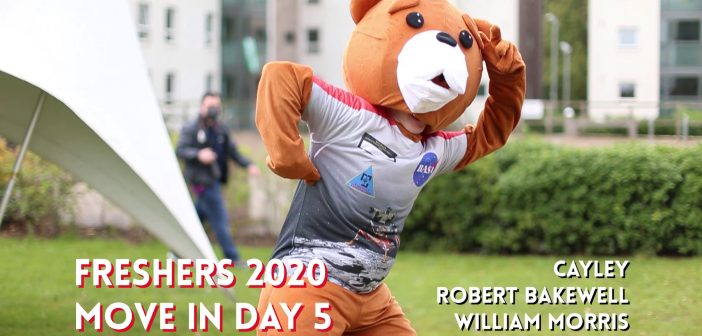 Move in Day 5 | Freshers 2020
