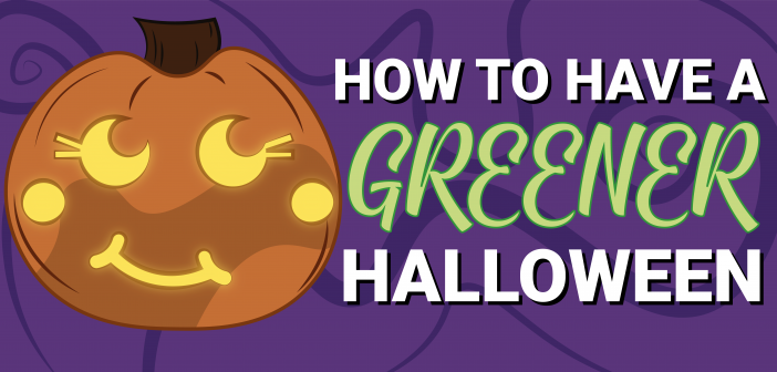 How to Have a Greener Halloween