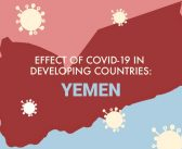 The Effect of COVID-19 on Developing Countries: Yemen
