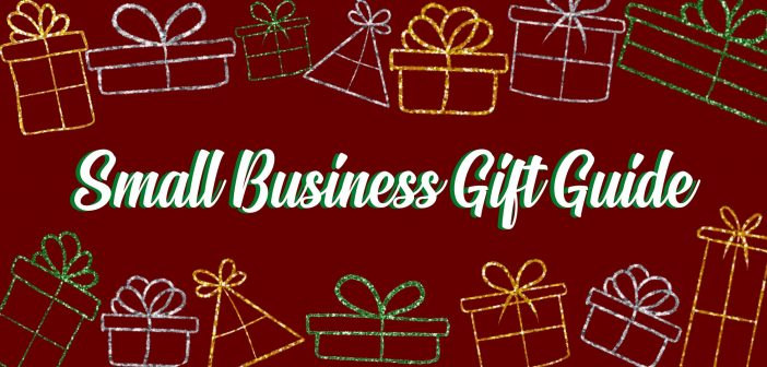 Small Business Christmas Gift Guide