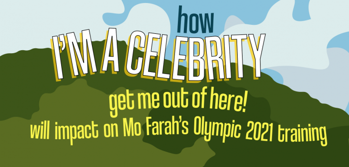 How 'I'm a Celebrity Get Me Out of Here' will impact on Mo Farah's Olympic 2021 Training