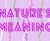 Nature's Meaning