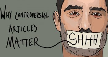 Why Controversial Articles Matter