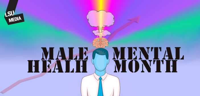 Male Mental Health Month