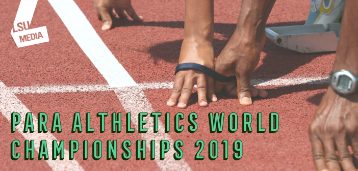43 WORLD RECORDS AT THE MOST SUCCESSFUL PARA-ATHLETICS WORLD CHAMPIONSHIPS EVER