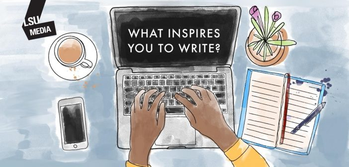 What Inspires You to Write?
