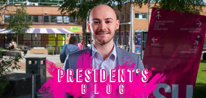President's Blog: The responsibility is on our shoulders