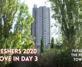 Move in Day 3 | Freshers 2020