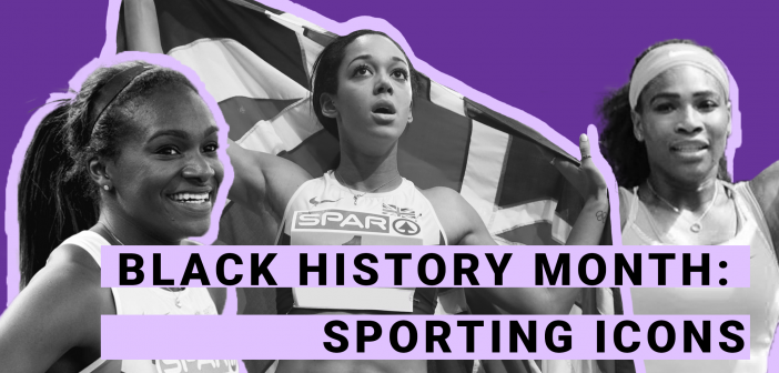 Black History Month: The Sporting Icons of Tomorrow