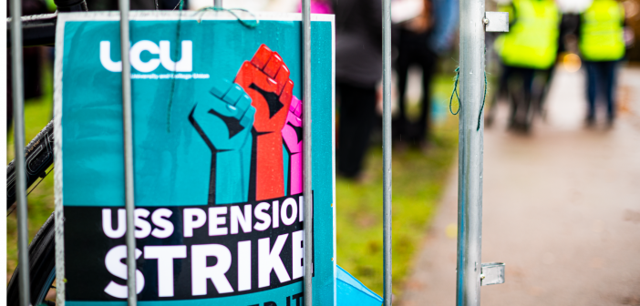 In-Person Teaching during COVID: Could Your Lecturer End Up Going on Strike?