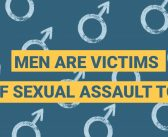 Men are Victims of Sexual Assault Too