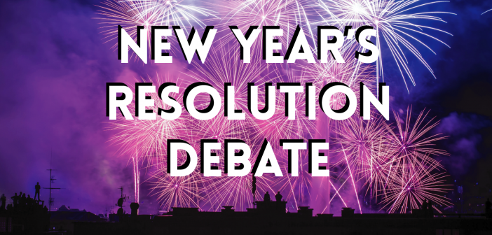 The New Year's Resolution Debate