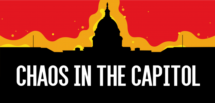 Chaos in the Capitol: An Attempt to Outrun American Democracy