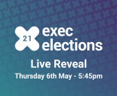 Live Reveal | Exec Elections 2021