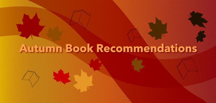 Autumn Book Recommendations